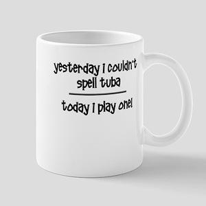 Funny tuba Mugs