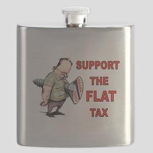 FLAT TAX Flask
