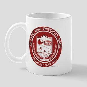 Olympus Mons University Mug