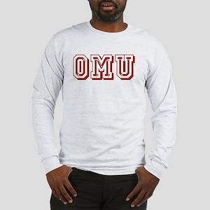 Olympus Mons University Long Sleeve T-Shirt