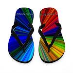 Color Spectrum Color Burst Flip Flops