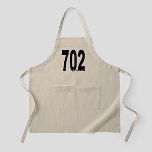 702 Las Vegas Area Code Apron