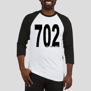 702 Las Vegas Area Code Baseball Jersey