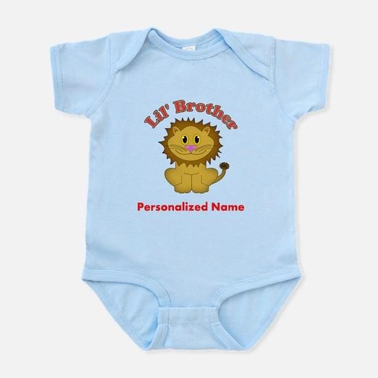 Little Brother Lion Infant Bodysuit