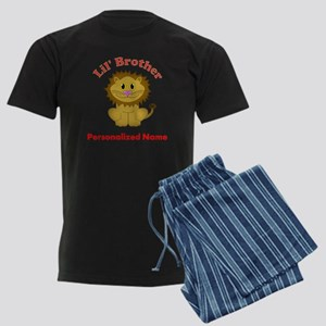 Little Brother Lion Men's Dark Pajamas