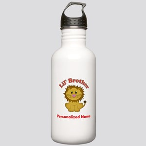 Little Brother Lion Stainless Water Bottle 1.0L