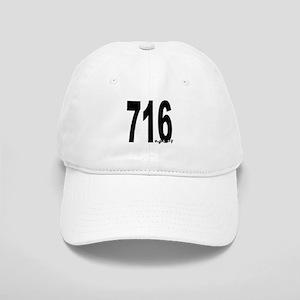 716 Buffalo Area Code Baseball Cap