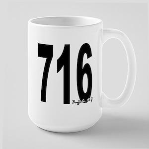 716 Buffalo Area Code Mug