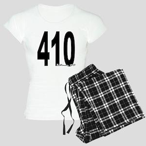 410 Baltimore Area Code Pajamas