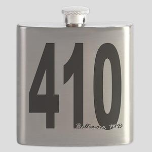410 Baltimore Area Code Flask