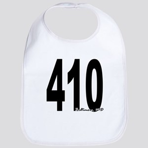 410 Baltimore Area Code Bib
