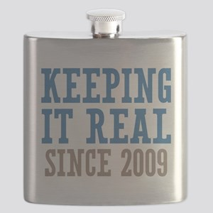 Keeping It Real Since 2009 Flask