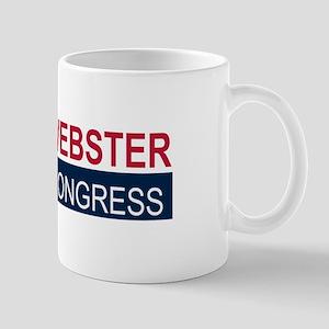 Elect Daniel Webster Mug