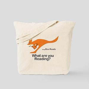 KangaRoo Reads Tote Bag