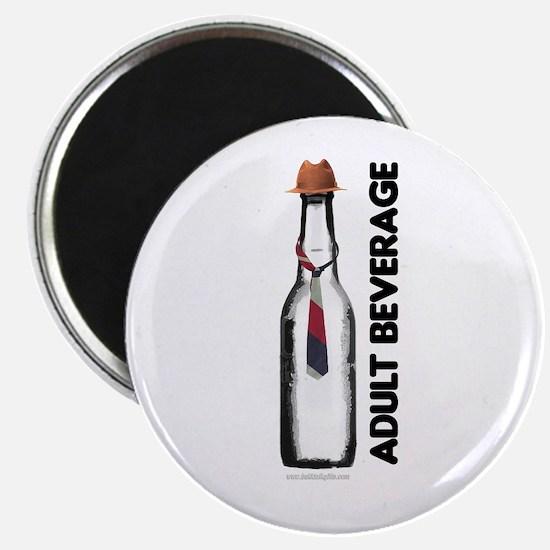 Adult Beverage... Magnet