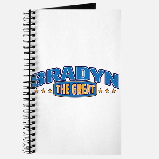 The Great Bradyn Journal