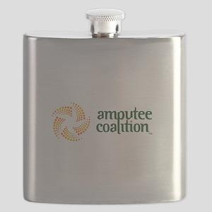 Amputee Coalition Flask