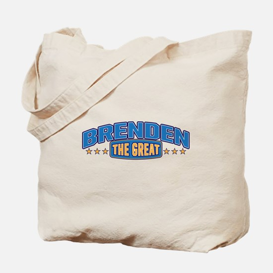 The Great Brenden Tote Bag