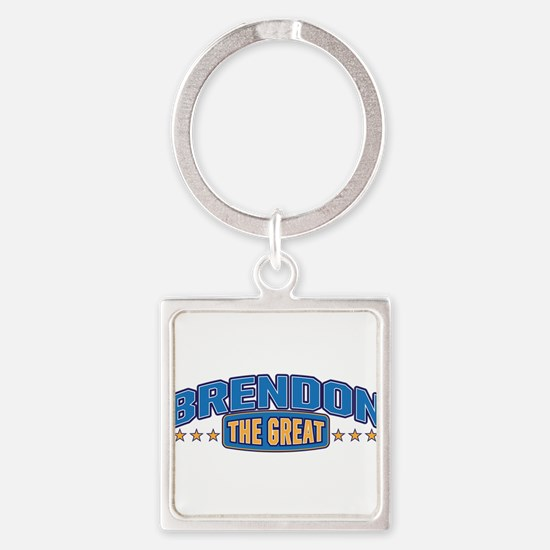 The Great Brendon Keychains