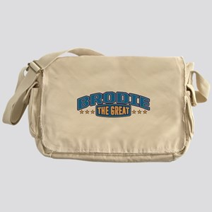 The Great Brodie Messenger Bag
