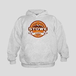 Stowe Tangerine Kids Hoodie