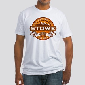 Stowe Tangerine Fitted T-Shirt