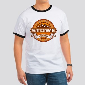 Stowe Tangerine Ringer T