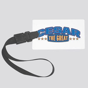 The Great Cesar Luggage Tag