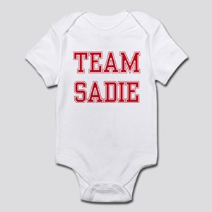 TEAM SADIE  Infant Creeper