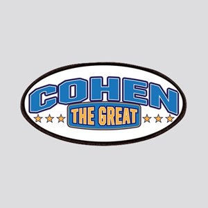 The Great Cohen Patches