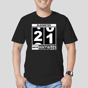 21st Birthday Oldometer T-Shirt