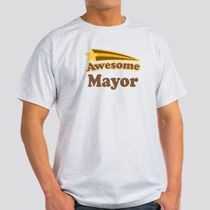 Awesome Mayor Light T-Shirt
