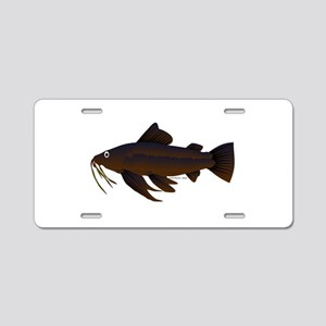 Armored Catfish fish Aluminum License Plate