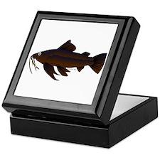 Armored Catfish fish Keepsake Box
