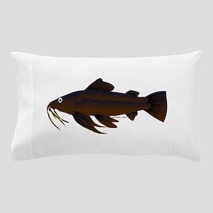 Armored Catfish fish Pillow Case