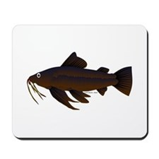 Armored Catfish fish Mousepad