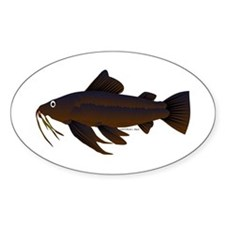 Armored Catfish fish Sticker