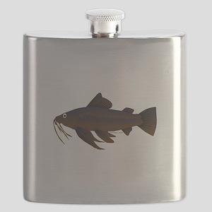 Armored Catfish fish Flask