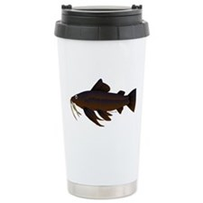 Armored Catfish fish Travel Mug