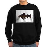 Armored Catfish fish Sweatshirt