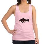 Armored Catfish fish Racerback Tank Top