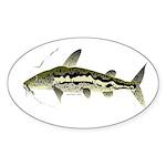 Spotted Sorubim (Shovelnosed Catfish) Sticker