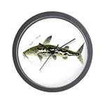 Spotted Sorubim (Shovelnosed Catfish) Wall Clock