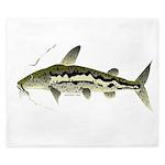 Spotted Sorubim (Shovelnosed Catfish) King Duvet