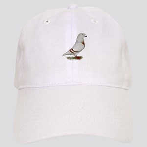Show Racer Red Bar Pigeon Baseball Cap