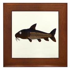 Amazon Ripsaw Catfish fish Framed Tile