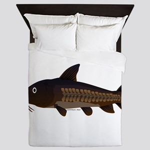 Amazon Ripsaw Catfish fish Queen Duvet