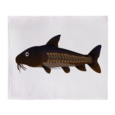 Amazon Ripsaw Catfish fish Throw Blanket