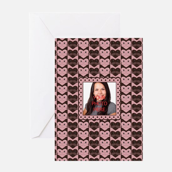 Personal Photo Greeting Card