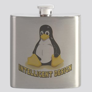Linux Penguin Intelligent Design Flask